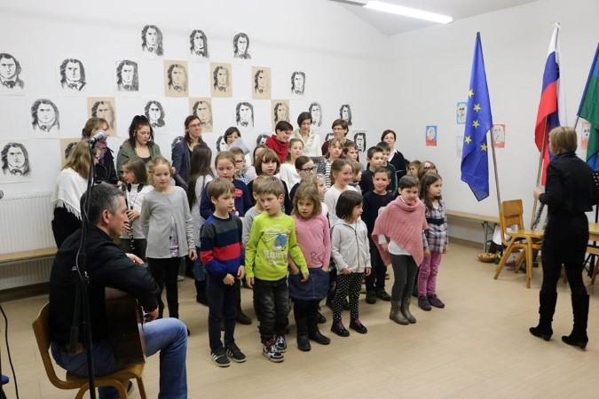 PŠ Vrhpolje: Proslava ob Slovenskem kulturnem prazniku