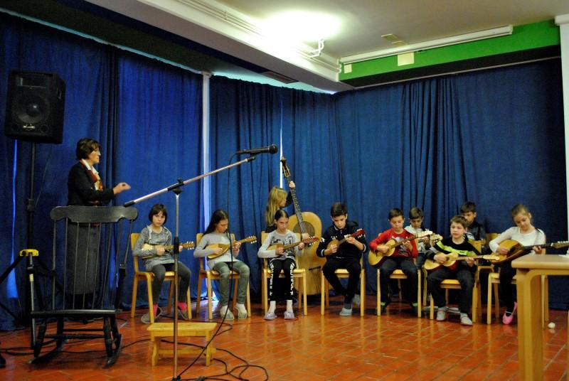 Obeležitev Slovenskega kulturnega praznika na matični šoli