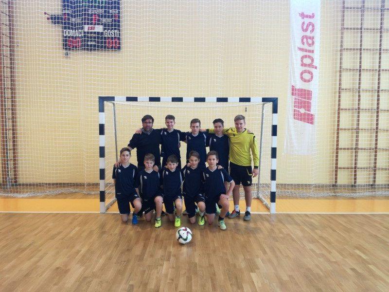 Področno tekmovanje v nogometu za starejše učence