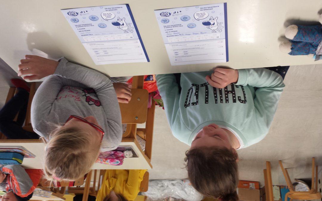 Državno tekmovanje iz Vesele šole