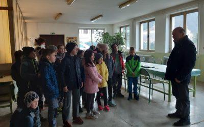 Obisk trsnice v Vrhpolju