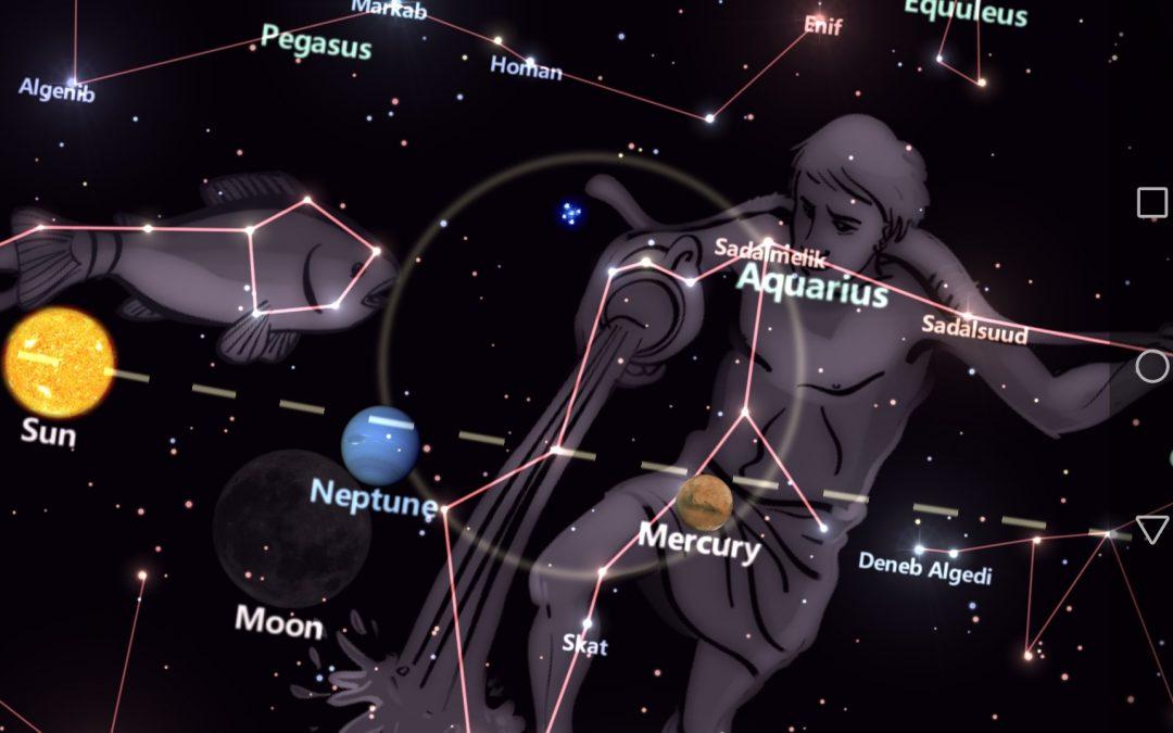 Gledali smo zvezde, lahko jih tudi vi