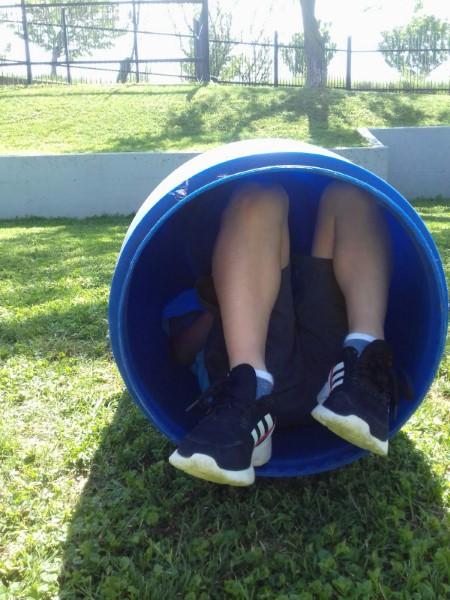 Športni dan – spretnostni poligon