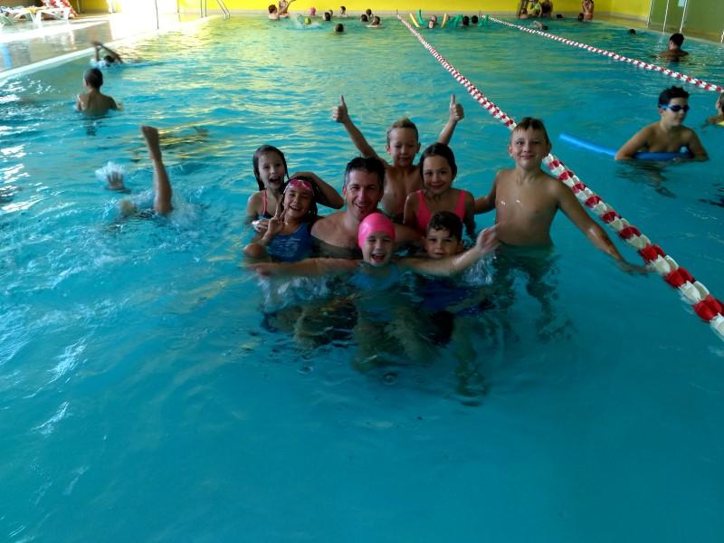 Plavalni tečaj tretjih razredov