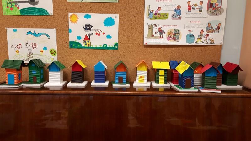 PŠ Podnanos: 1. in 2. tehnični dan četrtošolcev