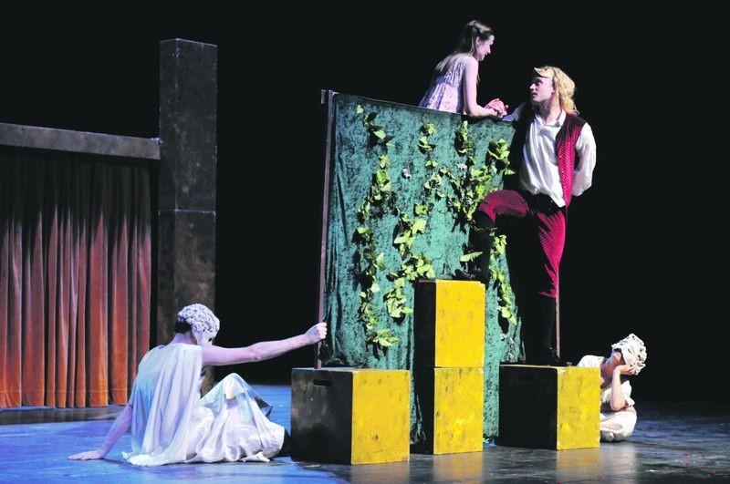 Gledališka predstava