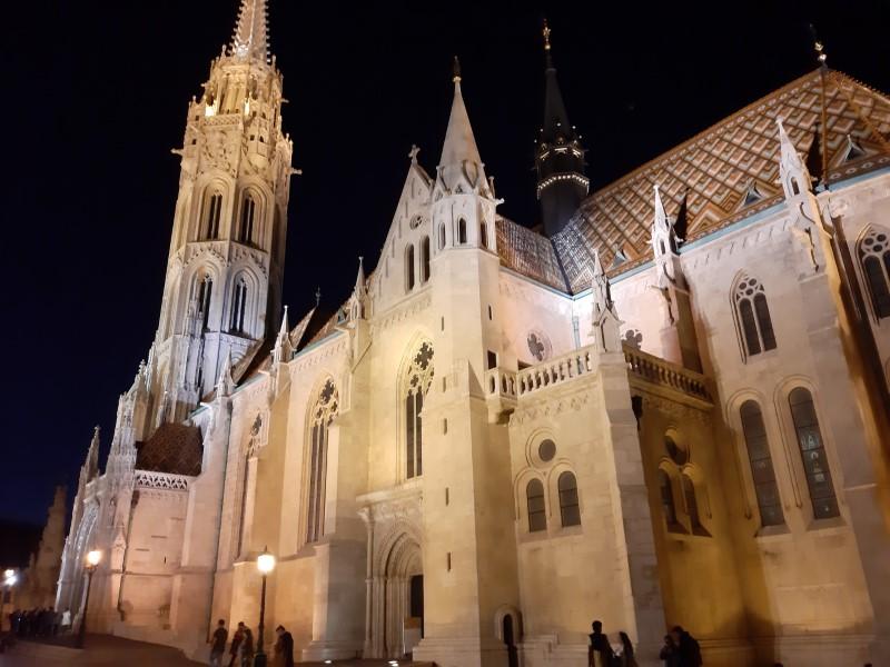 Budimpešta, 1.dan